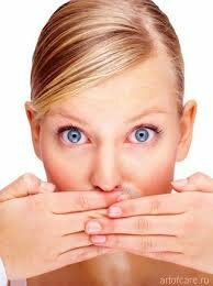 как убрать кислый запах изо рта